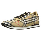 Burberry Burberry Travis Low Top Sneaker