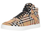 Burberry Burberry Reeth High Top Sneaker