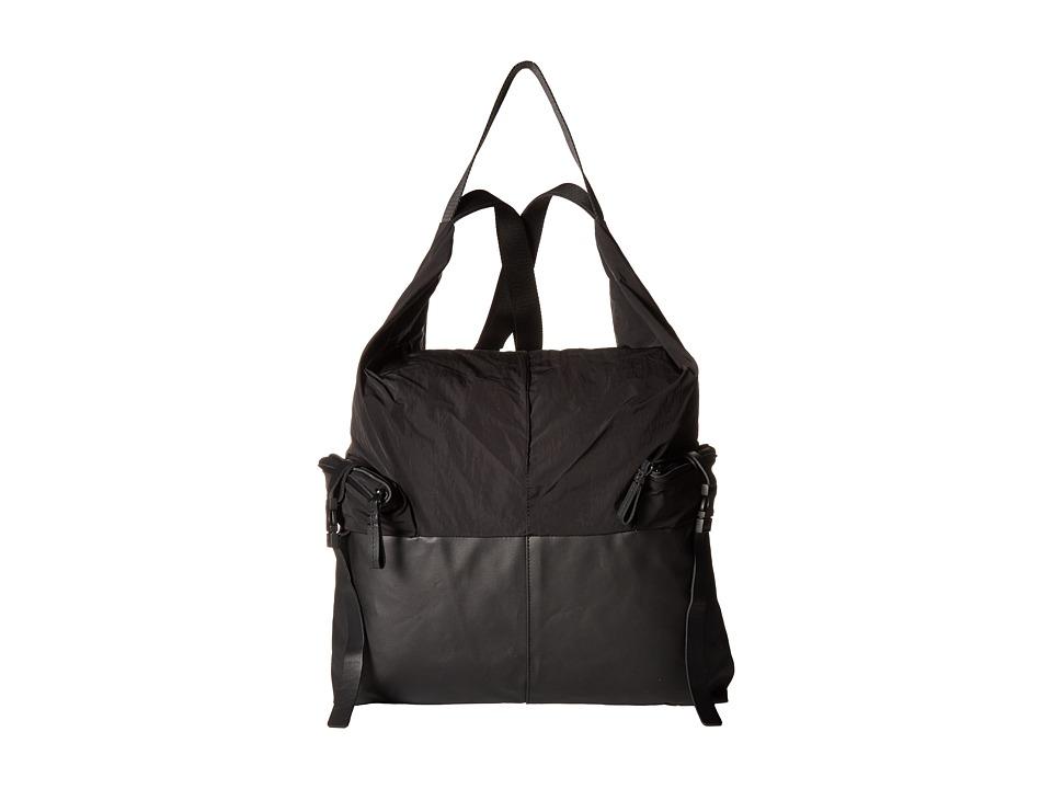 cote&ciel - Memory Tech Ganges XM Backpack (Black) Backpack Bags