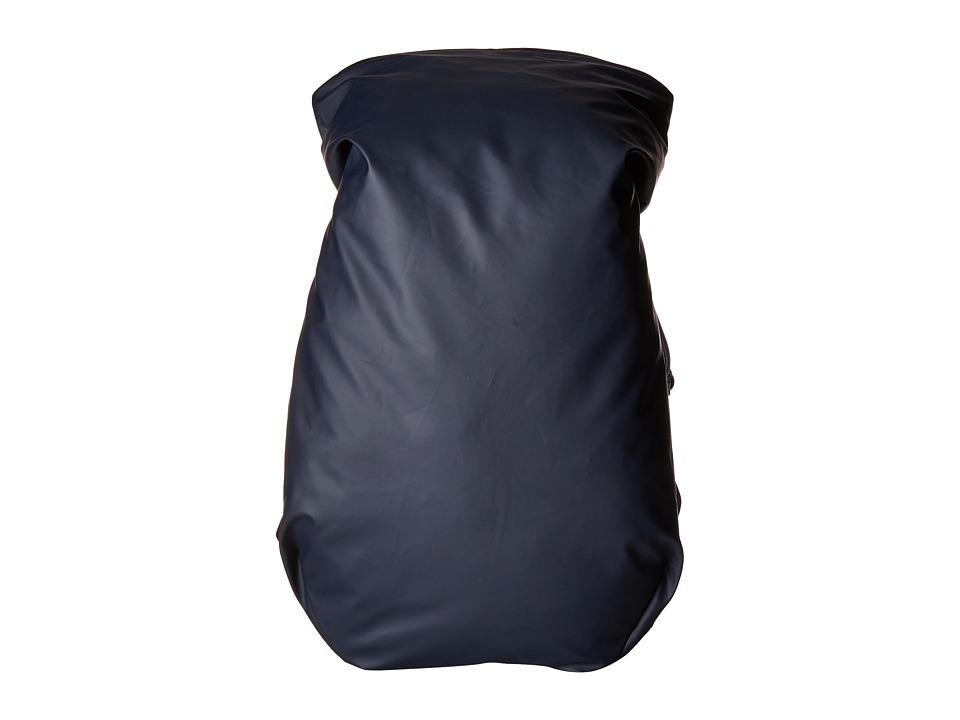 cote&ciel - Obsidian Nile Backpack (Blue) Backpack Bags