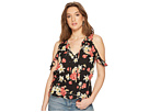 Jack by BB Dakota Assandra Rose Floral Printed Top