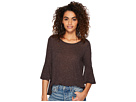 Jack by BB Dakota Delle Linen Blend Jersey Top