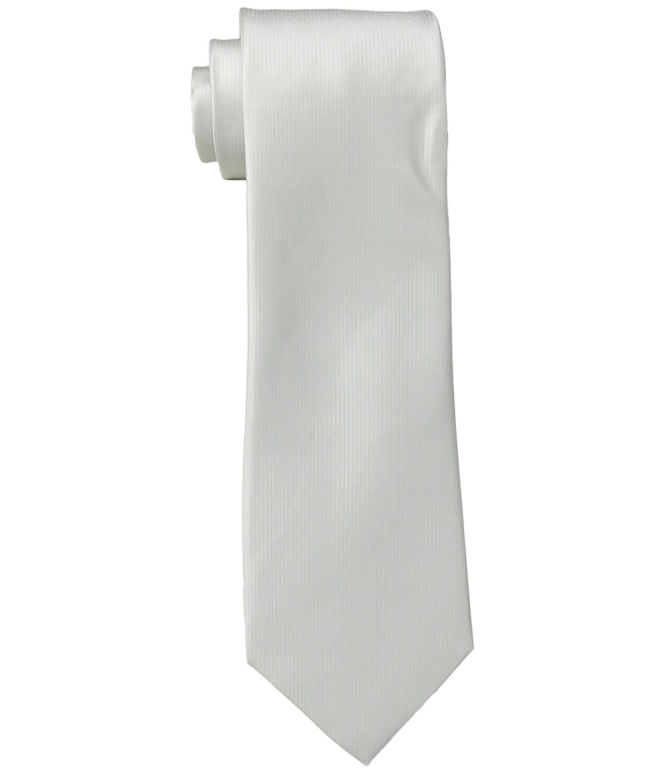 Kenneth Cole Reaction - Darien Solid (Silver) Ties