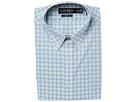 LAUREN Ralph Lauren Stretch Slim Fit No-Iron Plaid Dress Shirt