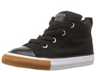 Converse Kids Chuck Taylor(r) All Star(r) Street Mid (Infant/Toddler)