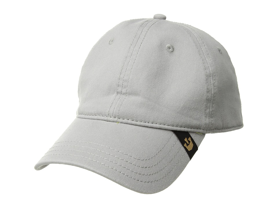 Goorin Brothers - Slayer (Light Gray) Baseball Caps