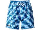 Toobydoo Toobydoo The Wave - Multi Blue Swim Shorts (Infant/Toddler/Little Kids/Big Kids)