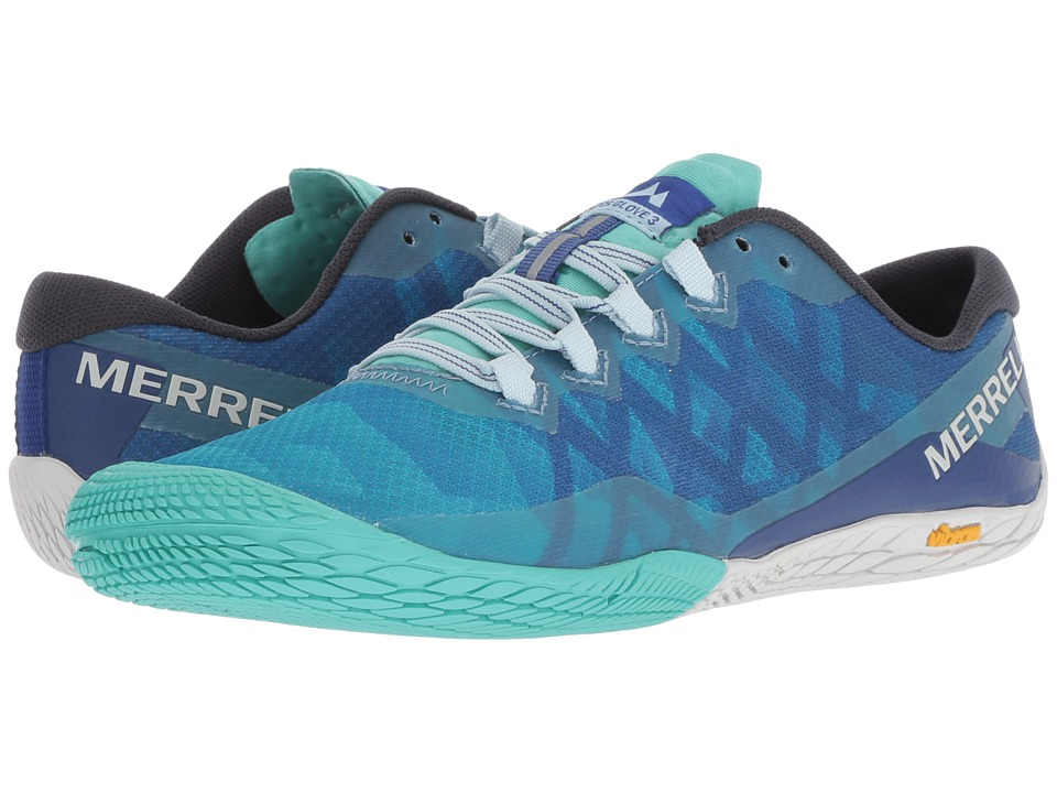 Merrell Vapor Glove 3 (Blue Sport) Women's Shoes