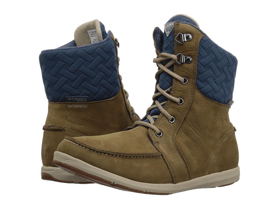 Columbia Bahama Boot PFG (Artichoke Green/Fossil) Women's Cold Weather Boots