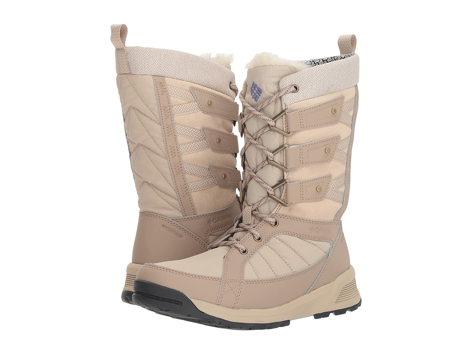 Columbia Meadows Omni-Heat 3D (Ancient Fossil/Eve) Women's Cold Weather Boots