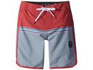 VISSLA Kids Dredges 4-Way Stretch Boardshorts 17 (Big Kids)