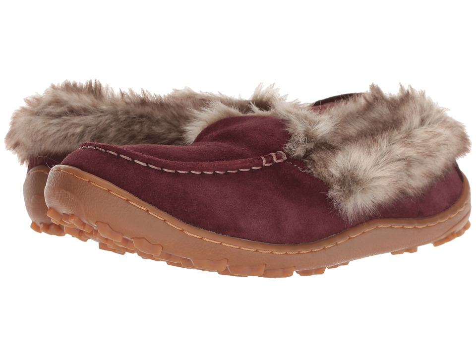 Columbia Minx Omni-Heat (Madder Brown/Ancient Fossil) Slip-On Shoes