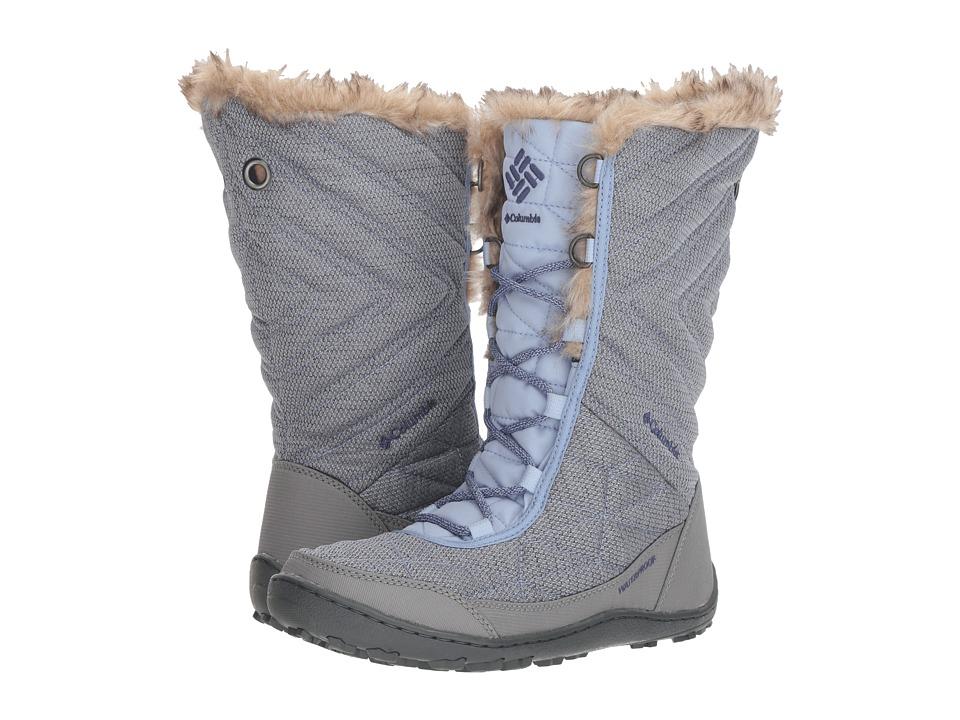 Columbia Minx Mid III Santa Fe (Faded Sky/Eve) Women's Cold Weather Boots