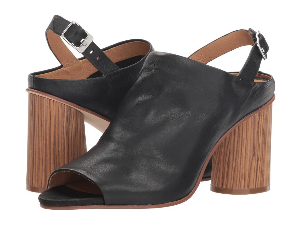 CC Corso Como Gailie (Black Goat) Women's Shoes