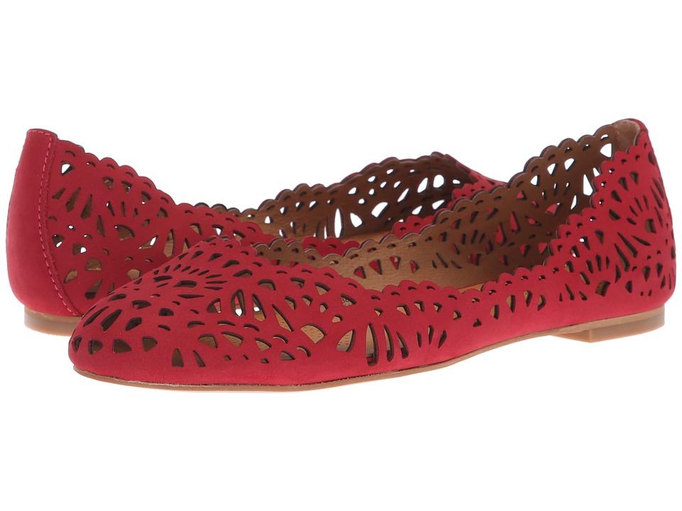 CC Corso Como Bloue (Rio Red) Women's Shoes