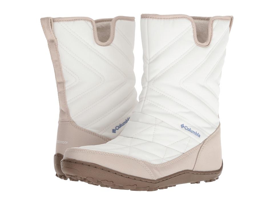 Columbia Minx Slip III (Sea Salt/Eve) Women's Cold Weather Boots