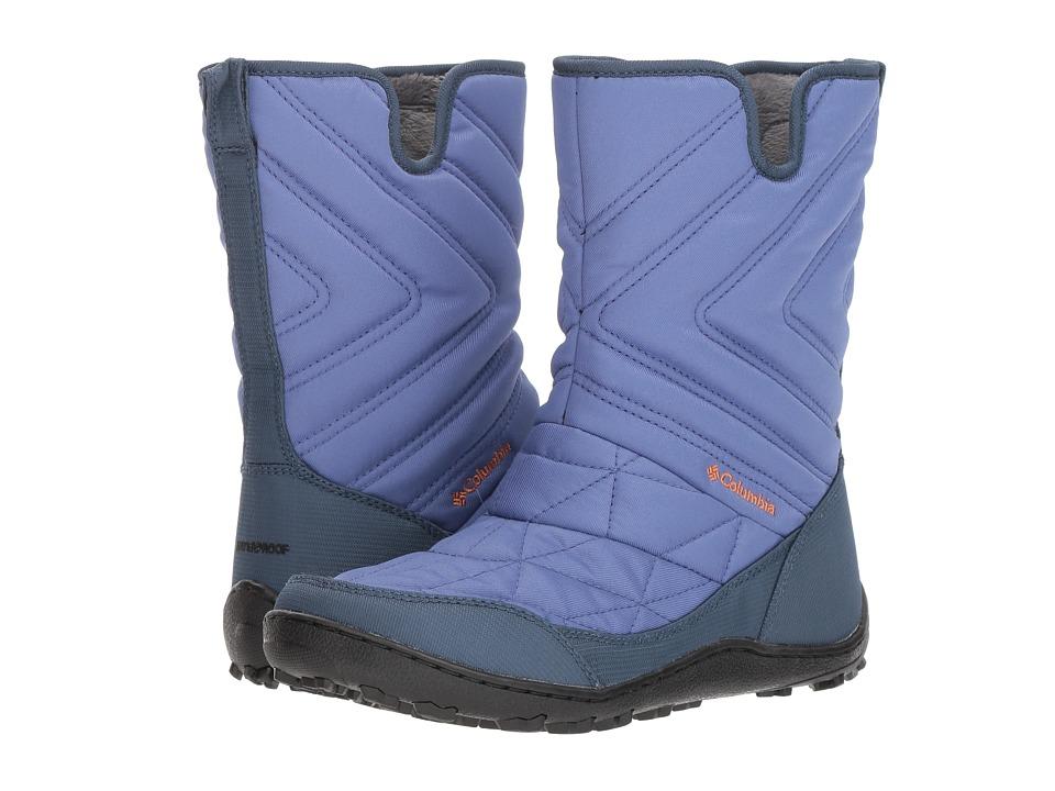 Columbia Minx Slip III (Eve/Bright Copper) Women's Cold Weather Boots