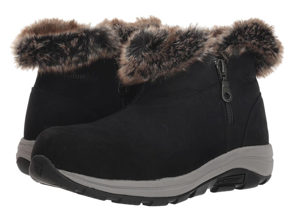 Columbia Bangor Shorty Omni-Heat (Black/Graphite) Women's Cold Weather Boots