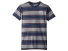 VISSLA Kids Delirium Short Sleeve Lycra Shirt (Big Kids)
