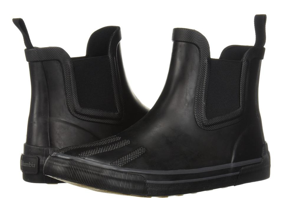 Columbia Goodlife Chelsea WP (Black/Graphite) Women's Rain Boots