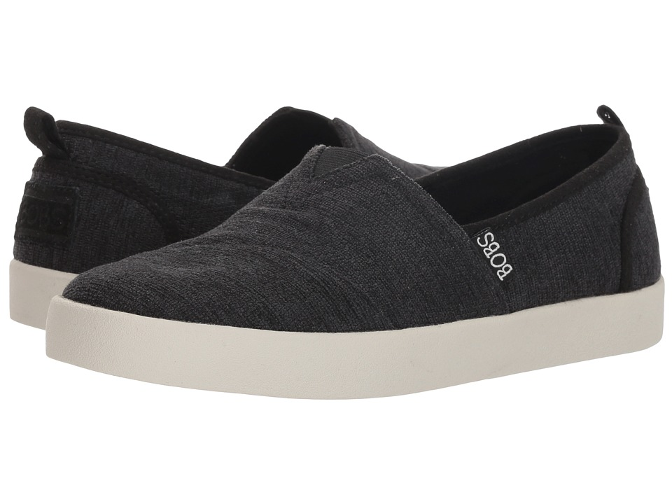 BOBS from SKECHERS Bobs B-Loved Autumn (Black) Women's Shoes
