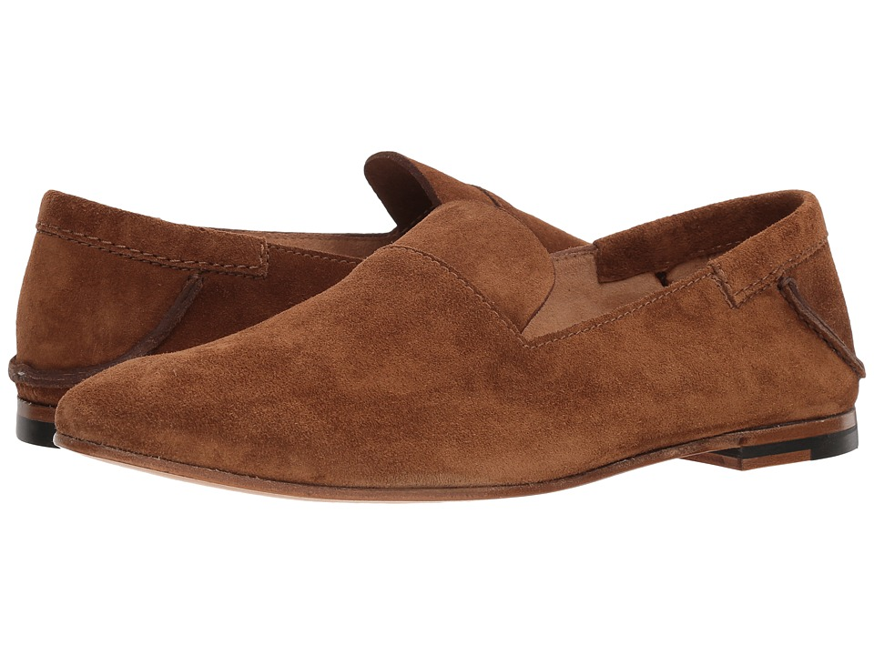 Paul Andrew - Ellis Suede Slip-On (Cacao) Mens Shoes