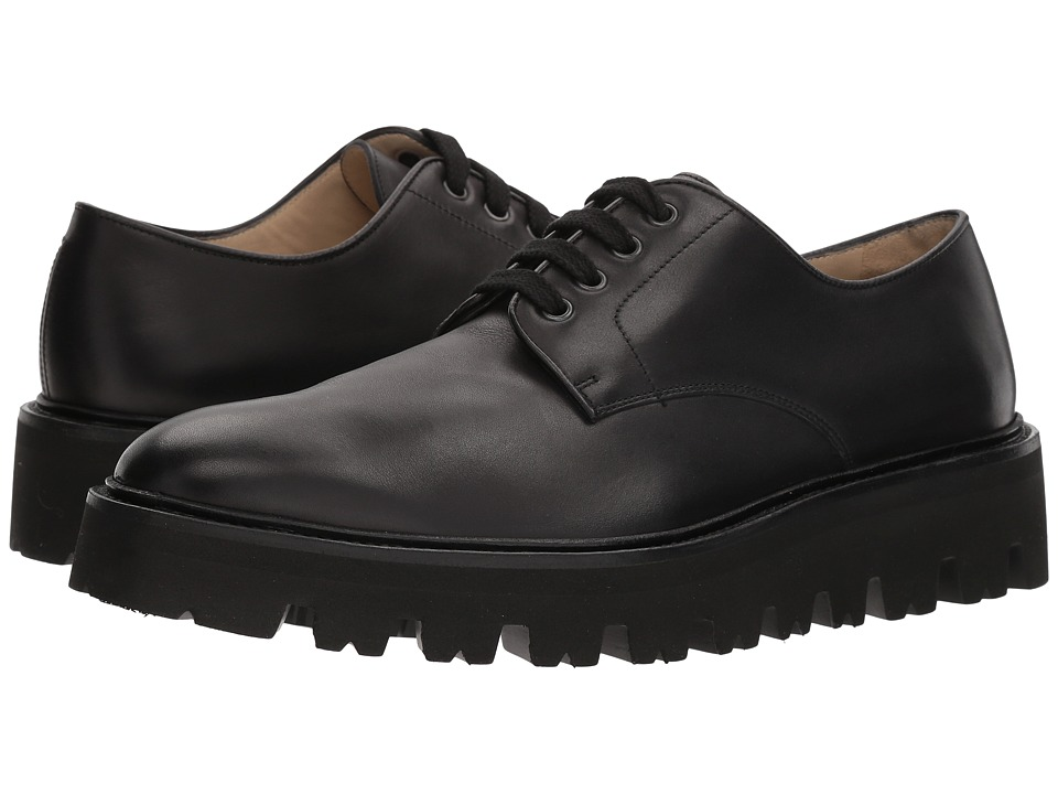 Paul Andrew - Samson Oxford (Black) Mens Shoes