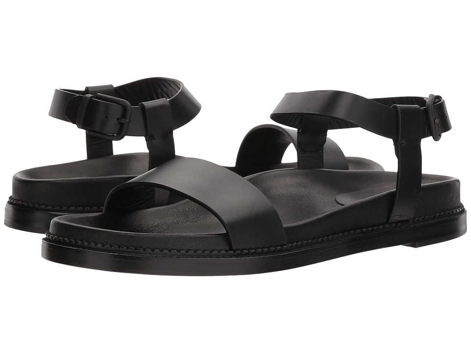 Paul Andrew - Gabriel Sandal (Black) Mens Sandals