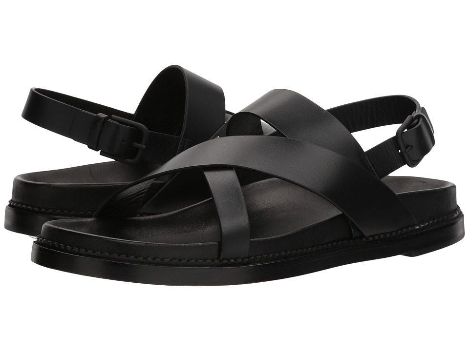 Paul Andrew - Joshua Sandal (Black) Mens Sandals