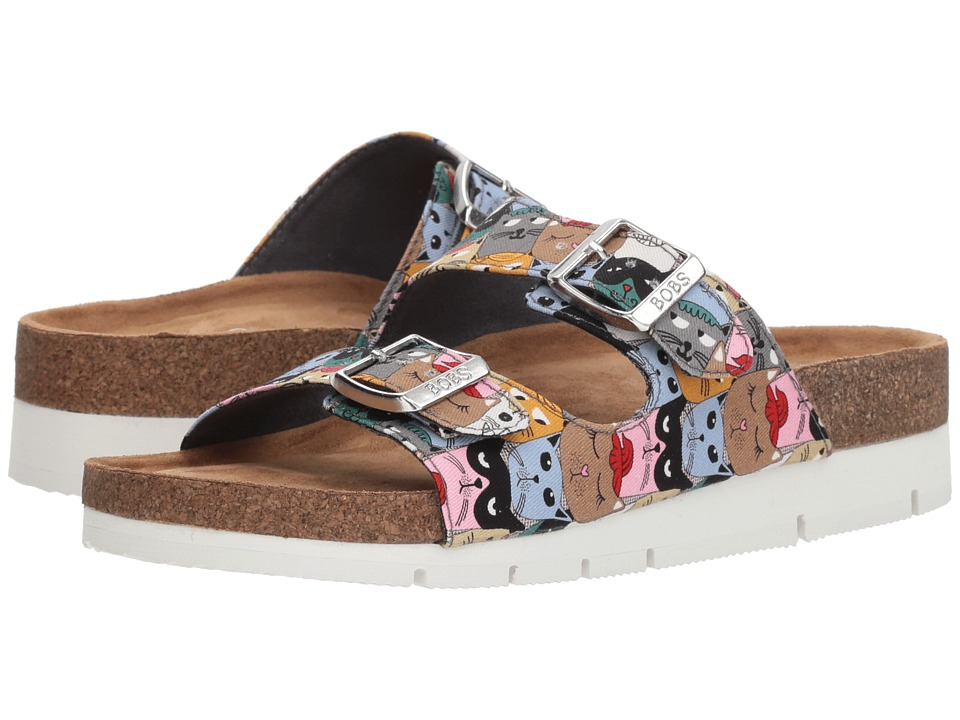 BOBS from SKECHERS - Bobs Bohemian - Hear (Multi) Womens Shoes