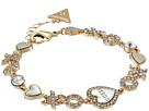GUESS XO Heart Line Bracelet