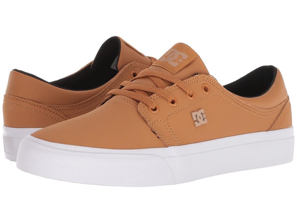DC Trase SE (Wheat) Women's Skate Shoes