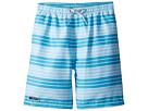 Toobydoo Toobydoo Aqua Stripe Swim Shorts (Infant/Toddler/Little Kids/Big Kids)