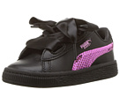 Puma Kids Basket Heart Bling INF (Toddler)