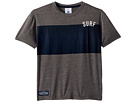 Toobydoo Charcoal Grey Surf Tee (Toddler/Little Kids/Big Kids)