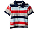 Toobydoo Toobydoo Stars and Stripes Polo (Infant/Toddler/Little Kids/Big Kids)