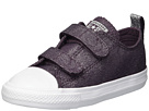 Converse Kids Chuck Taylor(r) All Star(r) 2V Ox (Infant/Toddler)