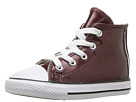Converse Kids Chuck Taylor(r) All Star(r) Glitter - Hi (Infant/Toddler)