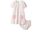 Toobydoo Toobydoo Sweet Hearts Pocket Dress (Infant/Toddler)