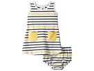 Toobydoo Ready For The Beach Tank Dress (Infant/Toddler)