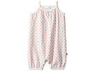 Toobydoo Hearts Tank Romper (Infant)