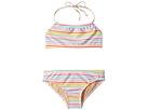 Toobydoo Toobydoo Rainbow Bandeau Halter Bikini (Infant/Toddler/Little Kids/Big Kids)