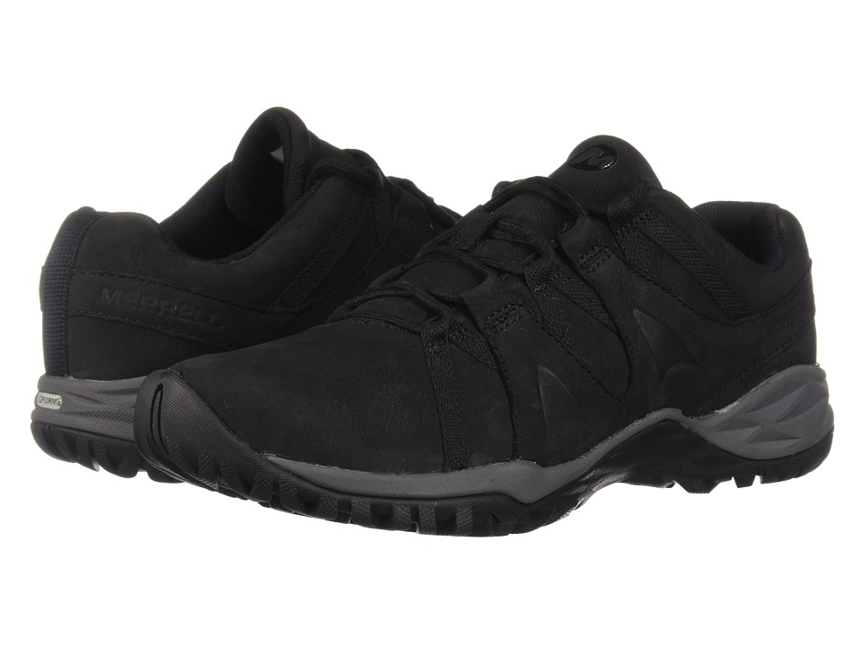 Merrell Siren Guided Leather Q2 (Black)