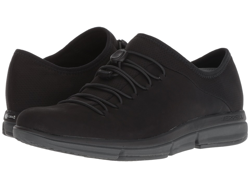Merrell Zoe Sojourn Lace Leather Q2 (Black)