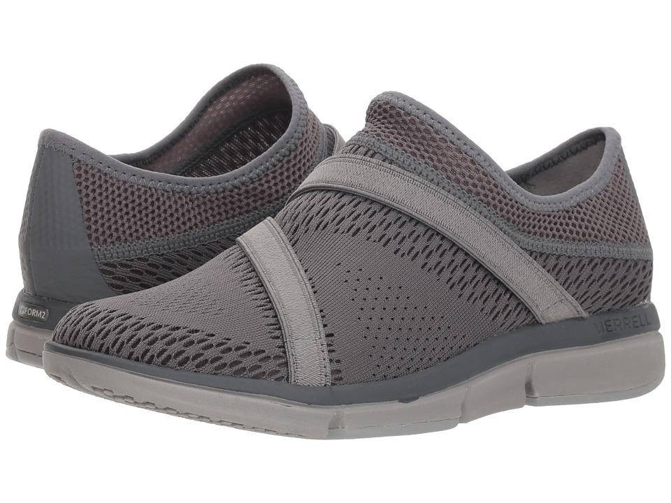 Merrell Zoe Sojourn E-Mesh Q2 (Castlerock) Women's Shoes