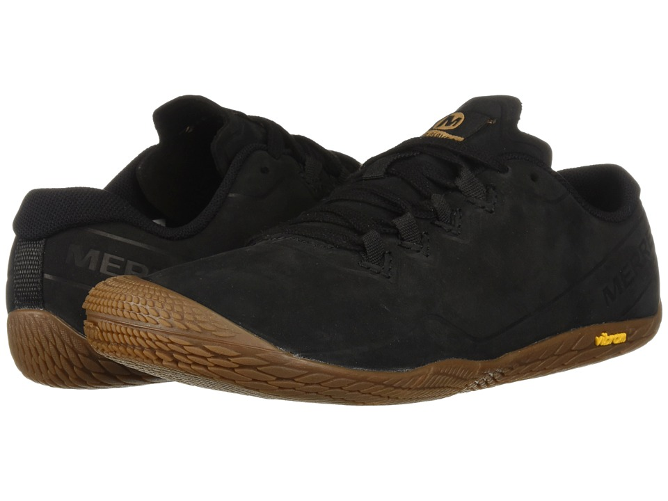 Merrell Vapor Glove 3 Luna Leather (Black)