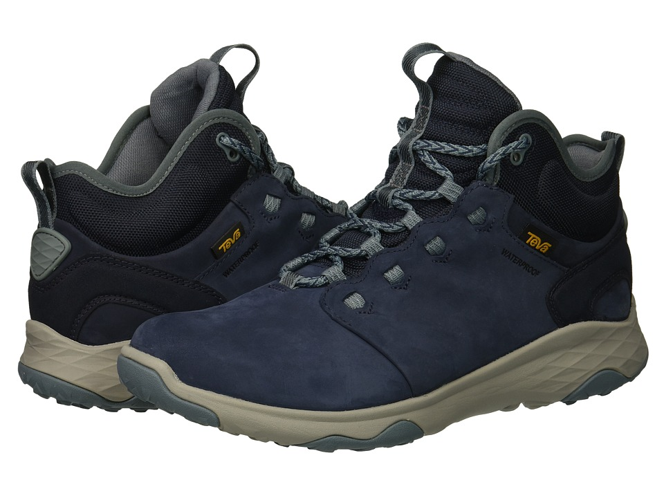 Teva Arrowood 2 Mid WP (Midnight Navy) Women's Shoes