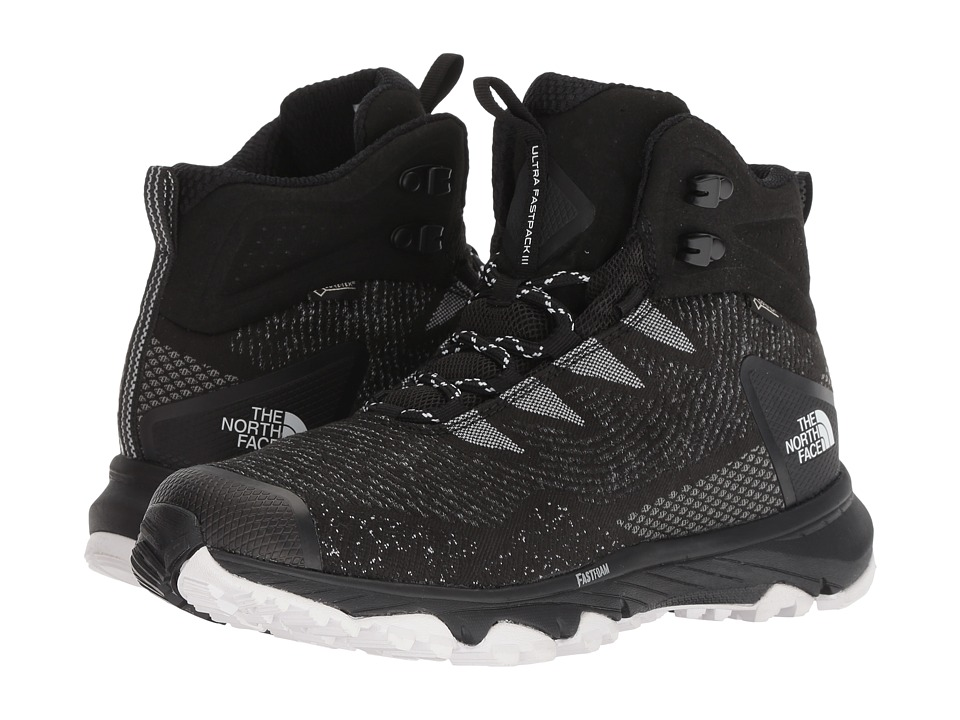 The North Face Ultra Fastpack III Mid GTX (TNF Black/TNFWhite) Women's Hiking Boots