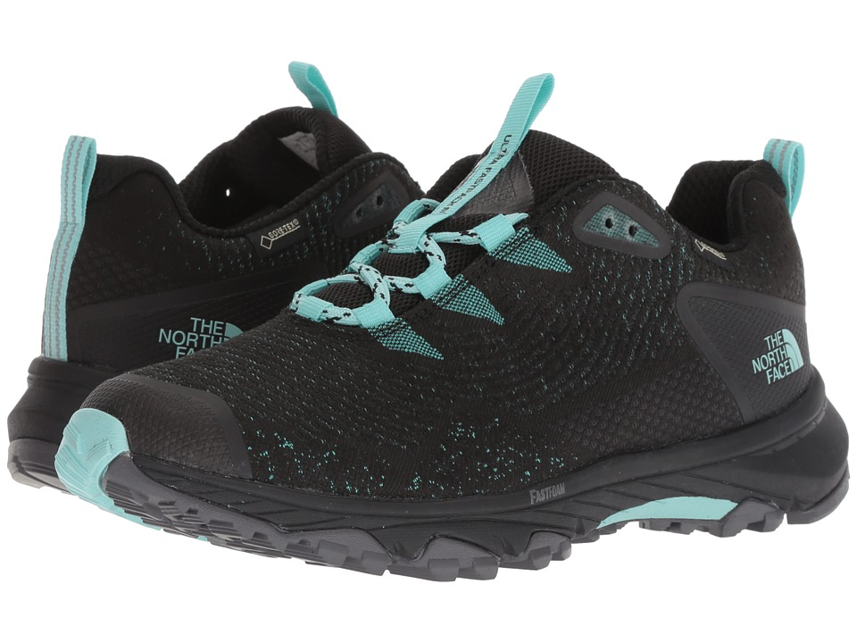 The North Face Ultra Fastpack III GTX (TNF Black/Aqua Splash) Women's Shoes