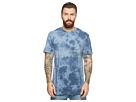 VISSLA Thresher Tie-Dye Short Sleeve Pocket T-Shirt Top